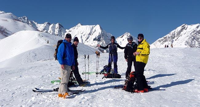 白馬登山滑雪行程客製化行程