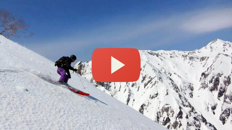 advanced backcountry tours in hakuba