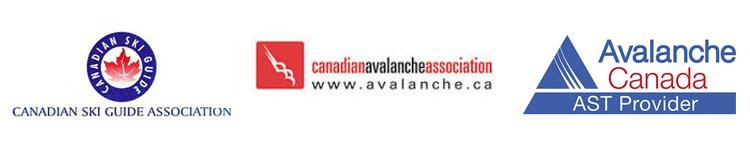 CSGA, CAA and AC association logos