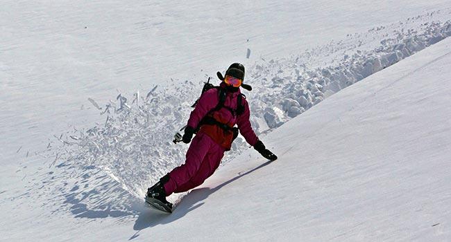白馬登山滑雪行程高級