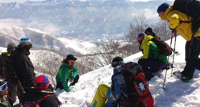 the ast1 + crs in hakuba