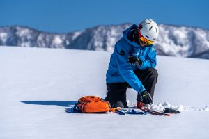 avalanche courses - ast 1 + crs